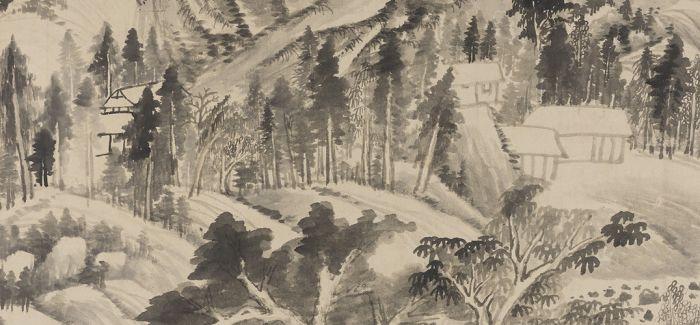 台北故宫展出历代书画