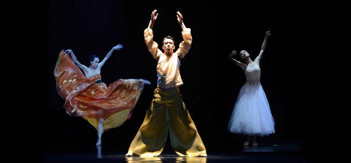 上海芭蕾舞团第三次欧洲巡演献上26场演出