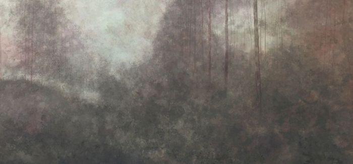 中国美术馆开展当代中国水彩画作品