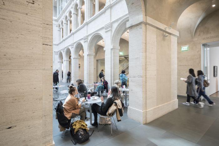 伦佐·皮亚诺历时六年翻新哈佛艺术博物馆群,匠心创造校园精神空间