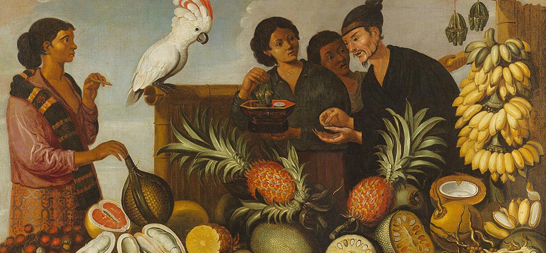 亚洲探险记 呈现十七世纪东西交流