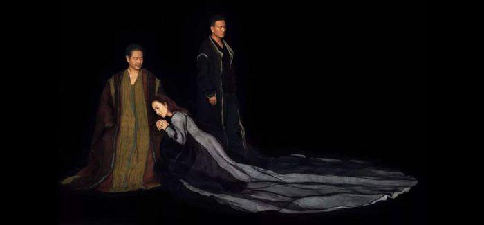 """""""生活化""""话剧《哈姆雷特》走进上海大剧院"""
