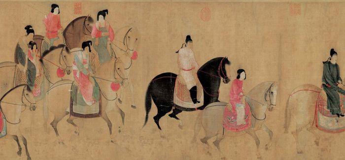 """四件""""虢国夫人""""同现辽宁省博物馆"""