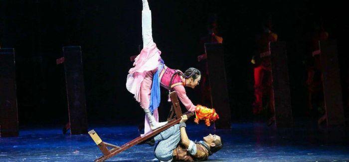 """""""荷花·廿""""暗香浮动中国舞蹈40年"""