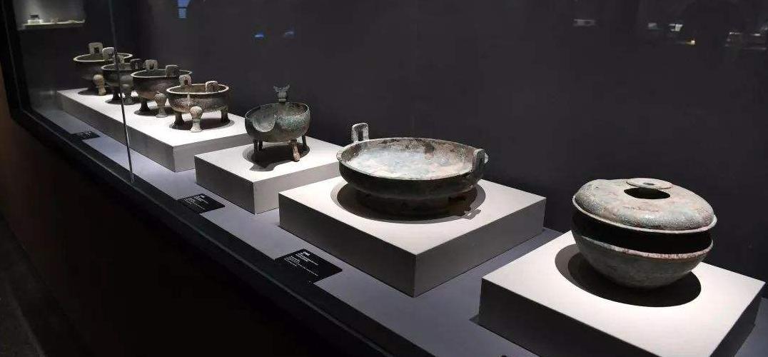 秦国历史文化展在秦始皇帝陵博物院开展