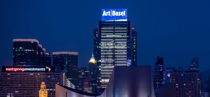 巴塞尔艺术展公布第七届香港展会参展艺廊名单