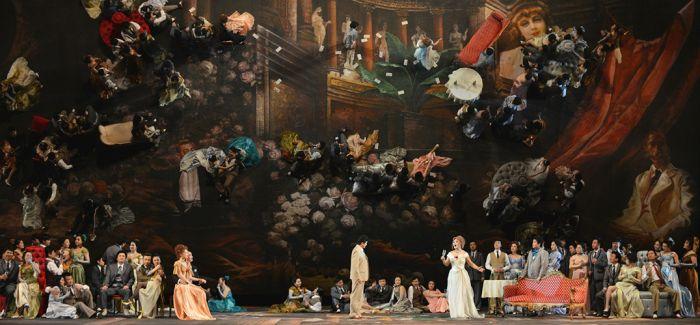 国家大剧院歌剧《茶花女》再度邀请意大利指挥家