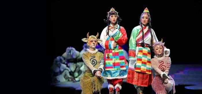 少儿京剧《藏羚羊》讲述人与动物的和谐