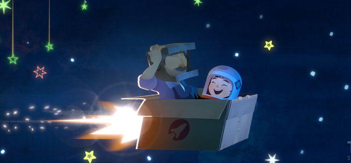 《冲破天际》被提名91届奥斯卡最佳动画短片