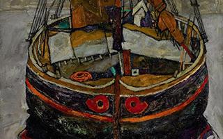 席勒《的里雅斯特渔船》领衔伦敦苏富比春拍
