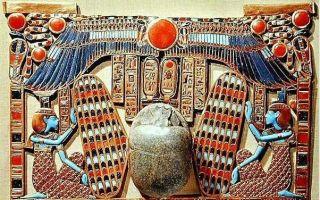 珠宝 带你穿越古埃及