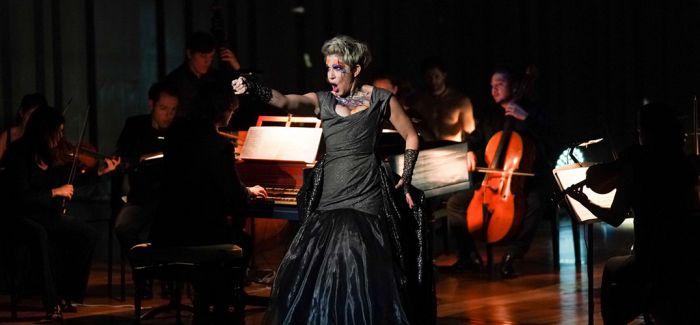 乔伊斯·迪多纳托在国家大剧院唱响《战争与和平》