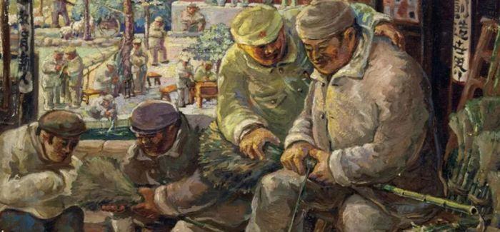 百年前 那些留法艺术家们