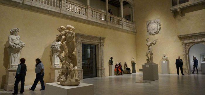 美国大都会艺术博物馆里的那些历史文物
