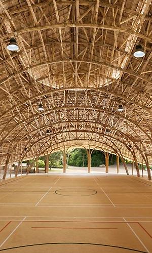 2018十佳体育馆设计