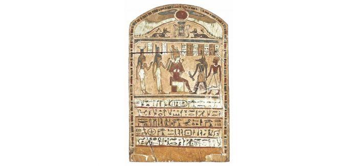 在浙江博物馆 探索古埃及人的精神与宗教