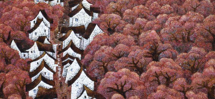 上海30年来首次举行全国漆画展