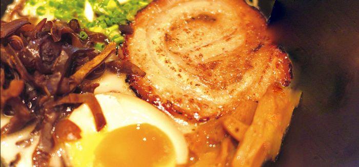 日式拉面 你真的会吃吗?