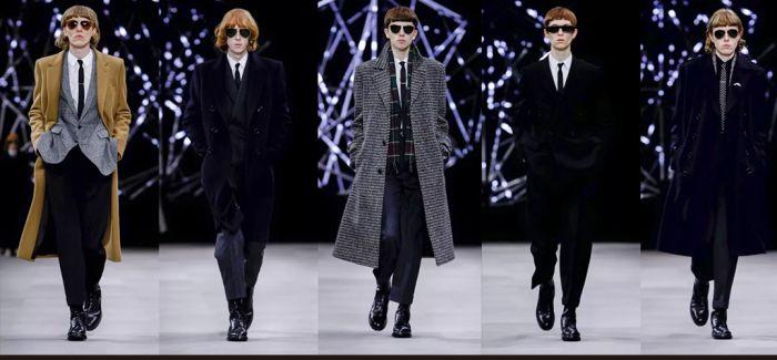 巴黎时装周 Celine发布首个男装系列