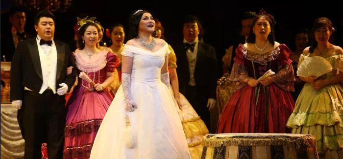 中央歌剧院赴海外唱响新春祝福
