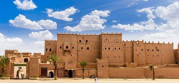 """摩洛哥的""""臭城"""" 美得有味道"""
