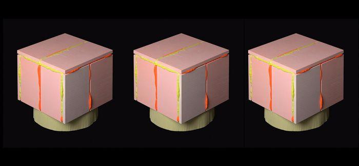 彩色发泡材料打造五彩家具