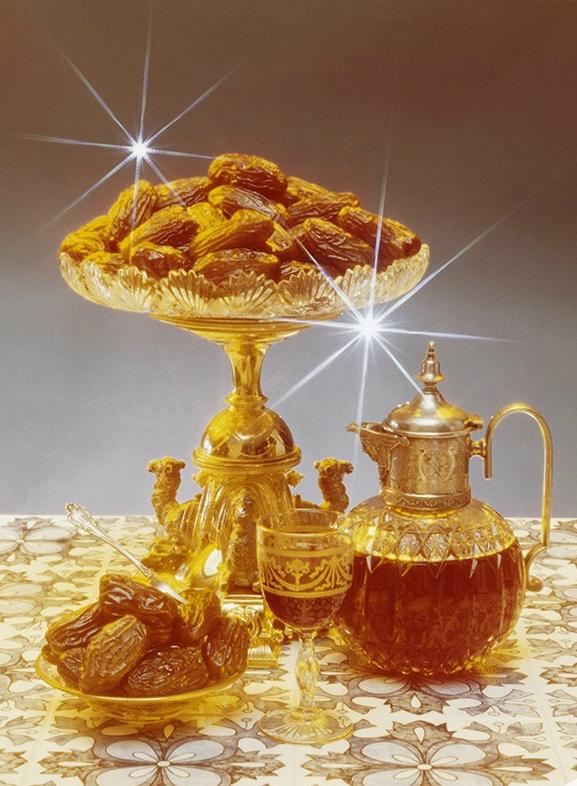 50年代的美食照片 似乎看起来并不那么有食欲