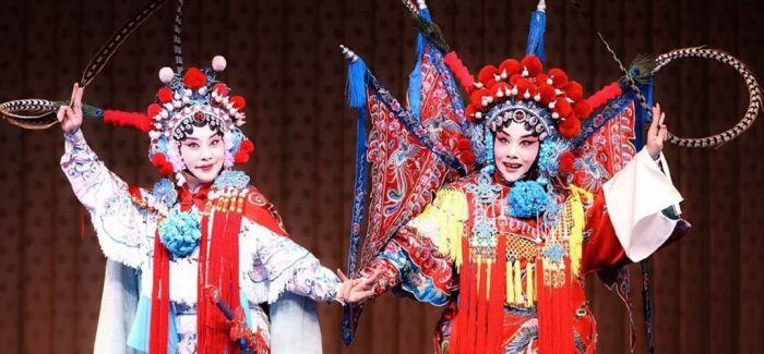 """北京京剧院建院40周年 锣鼓声中的""""辉煌岁月"""""""
