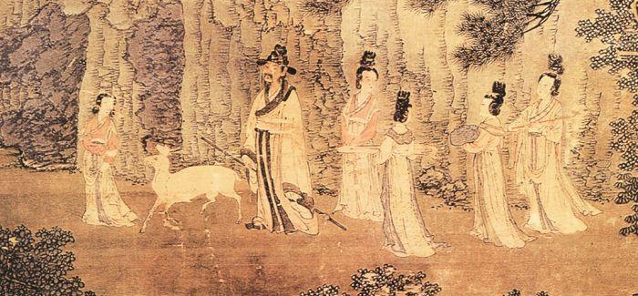 翁同龢后人捐赠古画 上海博物馆3月开展
