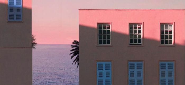 少女世界的一抹粉色