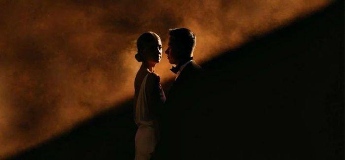 """浪漫的婚礼 就要有""""浪漫""""的见证"""