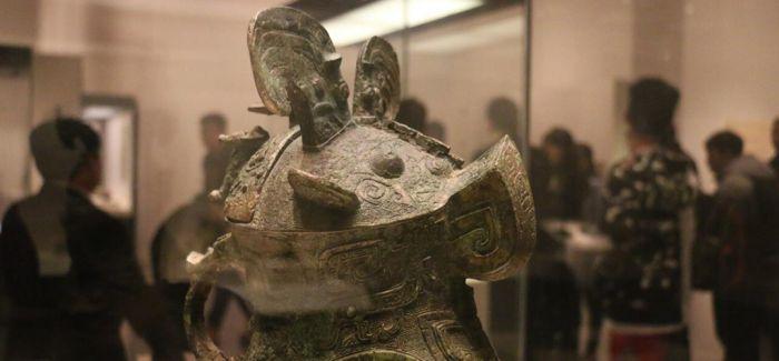 """圆明园文物青铜""""虎鎣""""将在国家博物馆展出"""