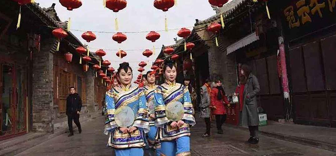"""整合""""旅游+文化""""产业资源 平遥中国年活动启动"""