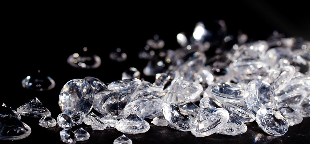 令人吃惊的中国钻石