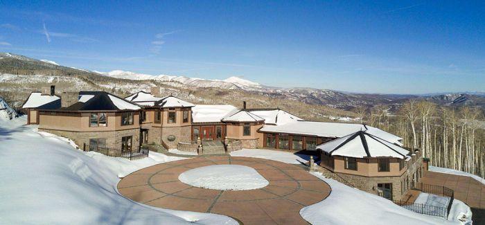 五处度假别墅 开启奢华滑雪度假生活