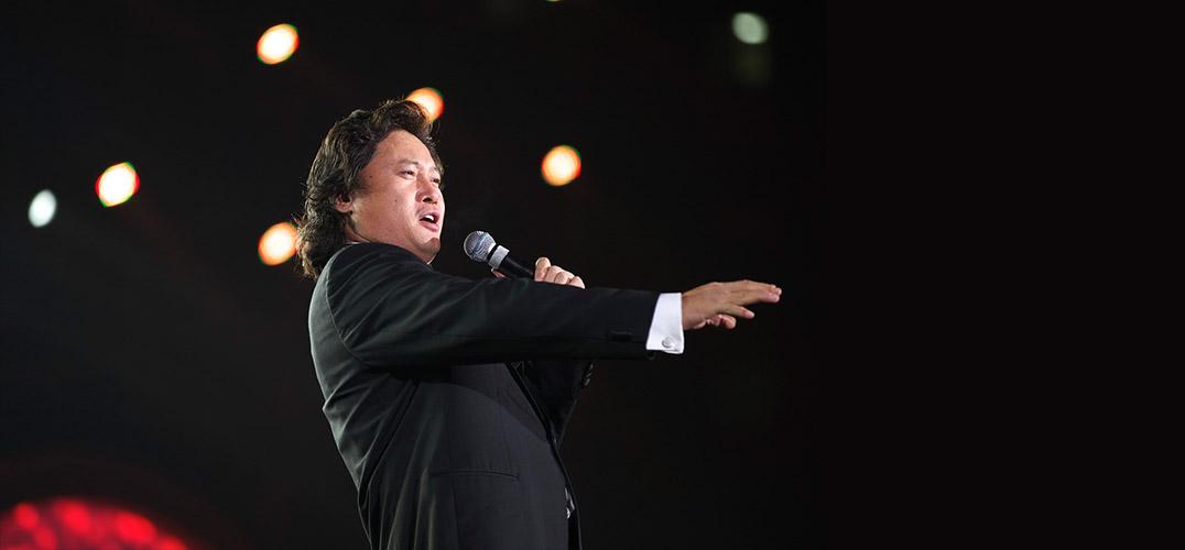 第十五届北京新春音乐会 汇聚四代歌声