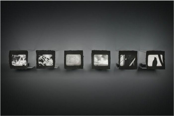"""阿马尔 · 康瓦/ """"好一个早晨""""展览现场 /玛丽安 · 古德曼巴黎画廊,2"""