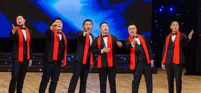 """中央歌剧院""""美丽中国·欢乐春节""""走进白俄罗斯"""