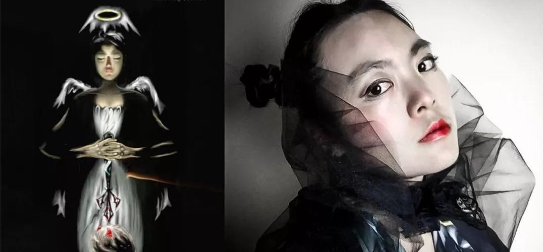 85后华人女科学家震动硅谷:我用脑电波让衣服变色