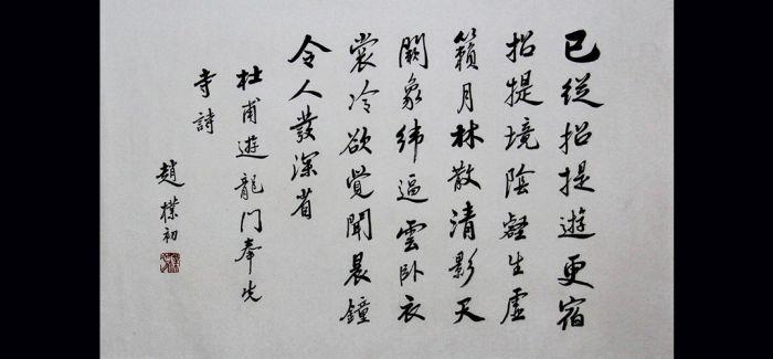 """""""海外华人写兰州国际书法展""""亮相美国丹佛"""