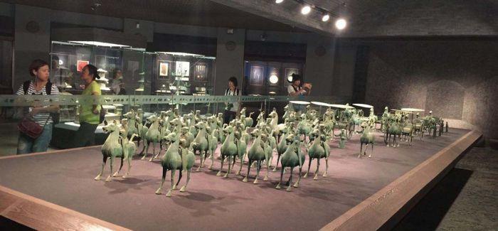 甘肃省博物馆举行早期秦文化特展