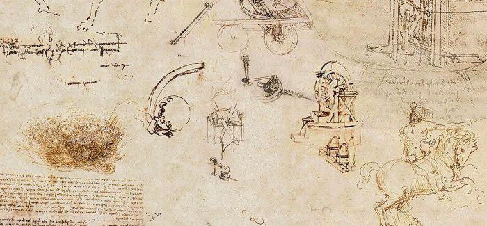 从达·芬奇的笔记中看科学与艺术的碰撞