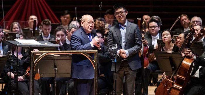 交响曲《京剧幻想》首次在美国费城表演