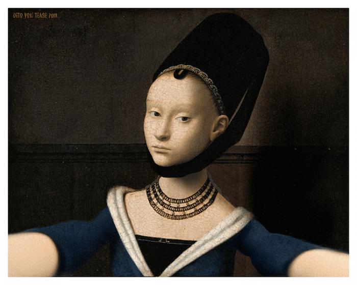 selfie-portrait-paintings-classicool-dito-von-tease-6
