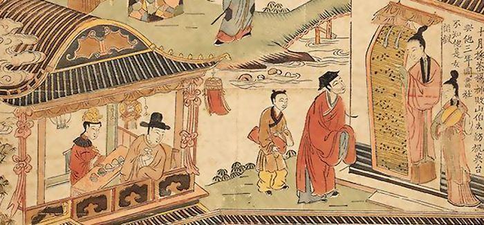 桃花坞年画 尽现传统文化之美