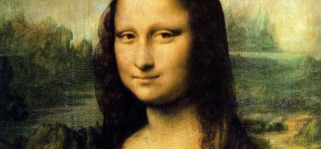 《蒙娜丽莎》 我的笑容你永远不懂