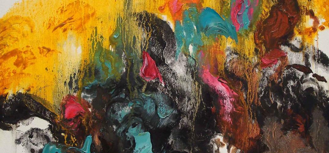 中央美术学院美术馆展出玛吉·汉布林的绘画艺术