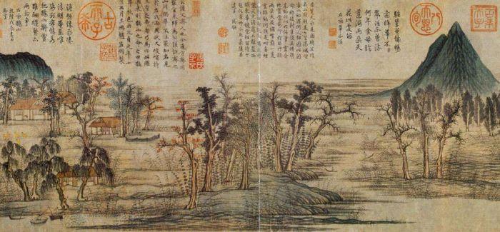 看中国古典绘画的延续与再生