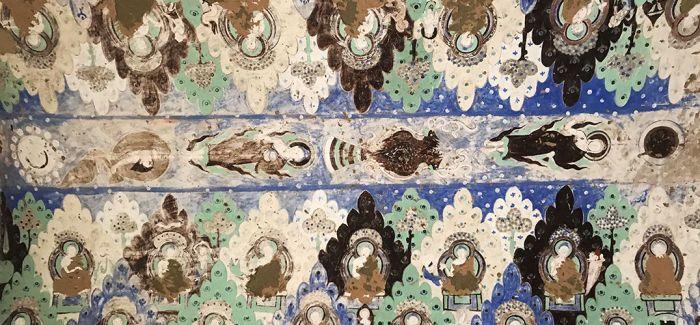 克孜尔石窟壁画复原记