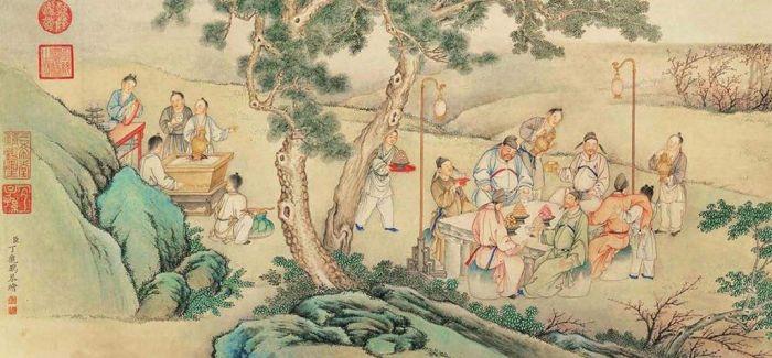 古诗词中的春节